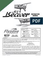 BEAVER Manual