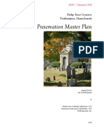 Draft Bridge Street Cemetery Preservation Master Plan