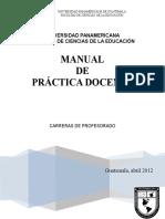 Manual de Practica Docente Version Final 21-4-12