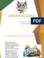 7.1 Mineria de Datos