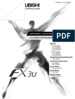 FX3U Series User s Manual - Hardware Editionjy997d16501b