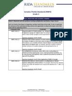 g3 mathematics florida standards