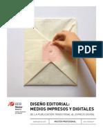WEB M Diseno Editorial IEDMadrid
