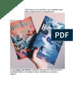 Libros Que Tienes Que Leer