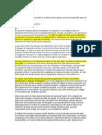 Articulos sobre la situación colombiana