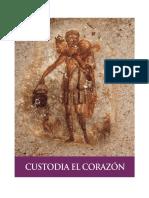 Custodia El Corazon Papa Francisco