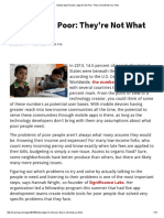Mobile Apps for the Poor
