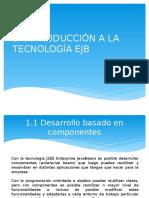 tecnologia EJB