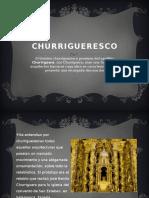 Estilo Churrigueresco