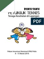 Buku Saku Petunjuk Teknis Tenaga Kesehatan Di Lapangan(1)