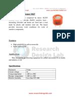 Carbon Monoxide Sensor Mq7
