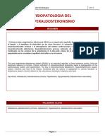 FISIOPATO-ALDOSTERONISMO