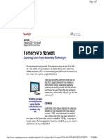 Future Home-Networking Technologies