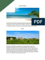 Lugares Turisticos de Hondurasw