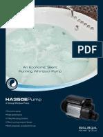 HA350E Manual
