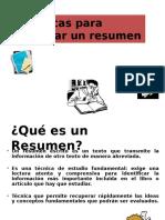 Clase Resumen