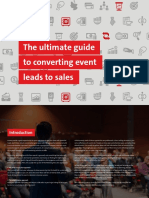 The Ultimate Guide to Converting Event Leads to Sales