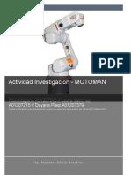 MANUAL ROBOT Motoman