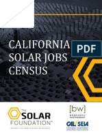 California Solar Jobs Census 2015