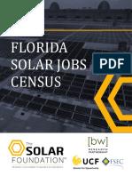Florida Solar Jobs Census 2015