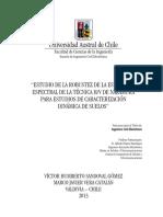 Tesis MICRO VIBRACIONES CHILE