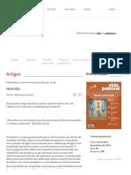 Homilia _ Vida Pastoral