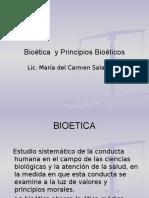 Bioética y Principios Bioéticos