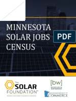 Minnesota Solar Jobs Census 2015