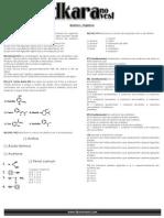 Lista - Química Orgânica