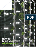 Vertical Hydro Phonic Garden