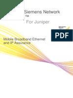 Netact for Juniper Application Note