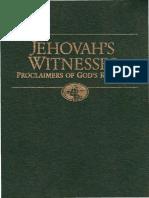 Jehovah's Witnesses Proclaimers of God's Kingdom, 1993