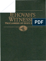 Jehovah's Witnesses Proclaimers of God's Kingdom, 1993