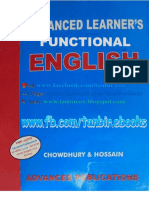 Advanced Learner's Functional English