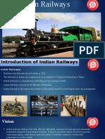 Indian Railways Ppt