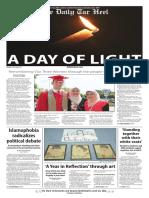The Daily Tar Heel for Feb. 10, 2016