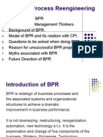 Busineess Process Reengineering
