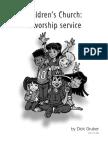 Junior Worship