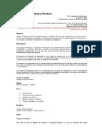 Plegable M.L Pereira 2014 Actualizado