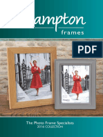 Hampton Frames 2016 Catalogue