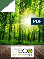 ITECO Geothermal Brochure