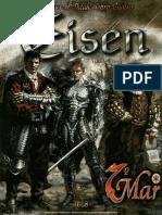 7º Mar - Naciones de Theah Libro IV Eisen
