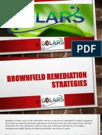 Brownfield Remediation Strategies