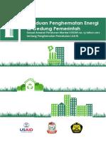 Panduan Penghematan Energi Di Gedung Pemerintah