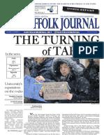 The Suffolk Journal 2/10/16