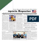February 10 - 16, 2016  Sports Reporter