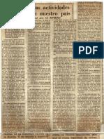 Cayetano B., Análisis de las actividades filosóficas en nuestro país, La Rep., 1955
