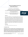 AUTOMATIC KURDISH DIALECTS IDENTIFICATION