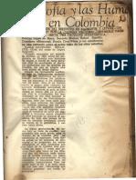 Cayetano B., La filosofía y las humanidades en Colombia