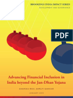 Advancing Financial Inclusion in India
